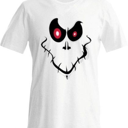 Spooky face t-shirt