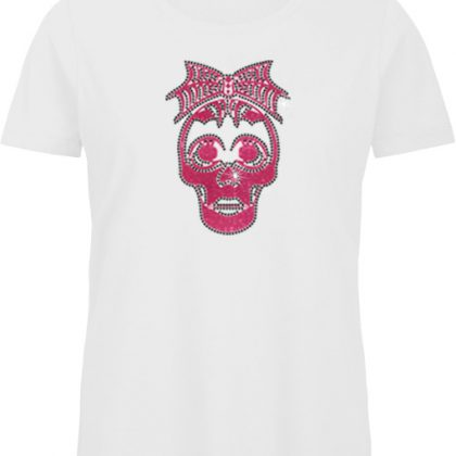 tribal skull shirt