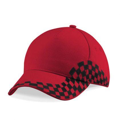 Grandprix cap rood
