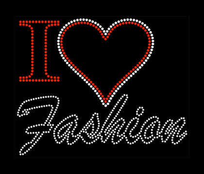 i love fashion shirt
