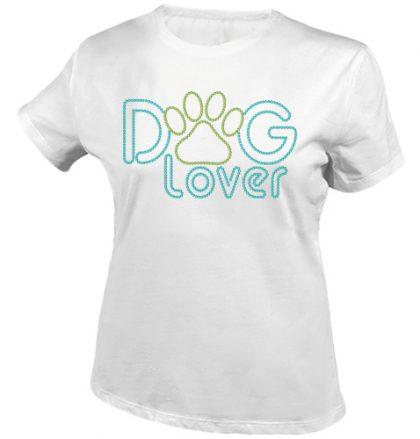 doglover shirt wit