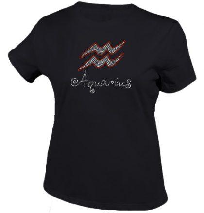 waterman sterrenbeeld shirt zwart