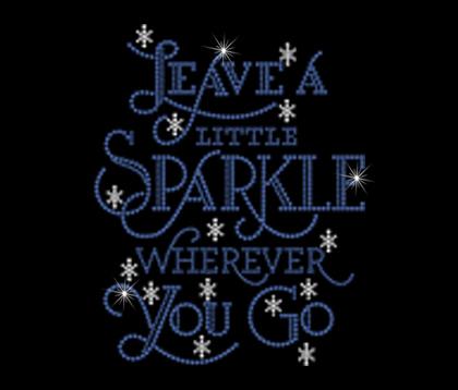 Little sparkle shirt