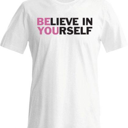 geloof in jezelf shirt