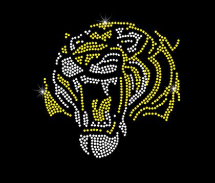 mega tiger shirt