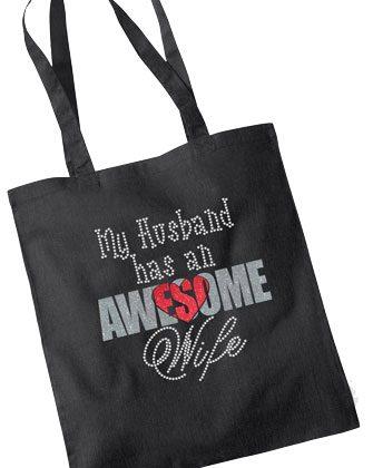 awesome wife draagtas