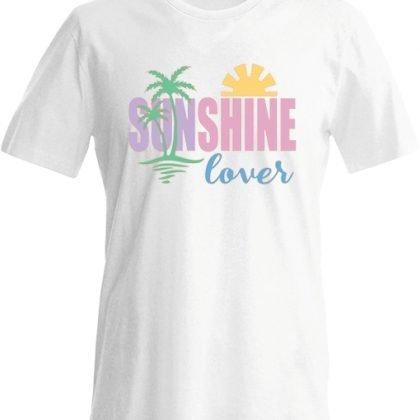 sunshine lover wit shirt