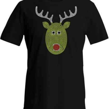 Rudolf shirt zwart